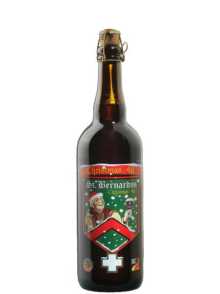 Sint Bernardus Christmas